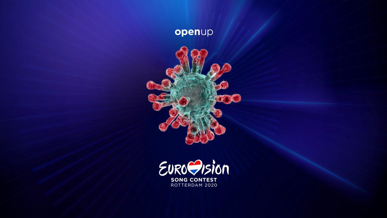 Eurovision 2020 Coronavirus Logo