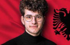שוויץ: Gjon's Tears כמעט ייצג את אלבניה!
