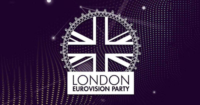 מסיבת האירוויזיון בלונדון בוטלה