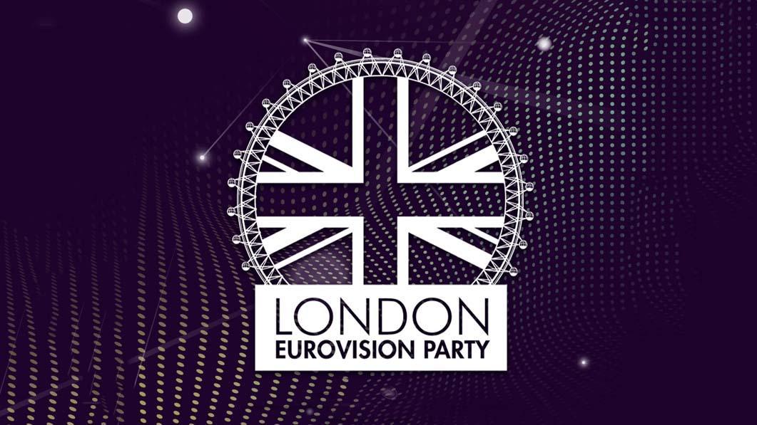 London Eurovision Party Logo