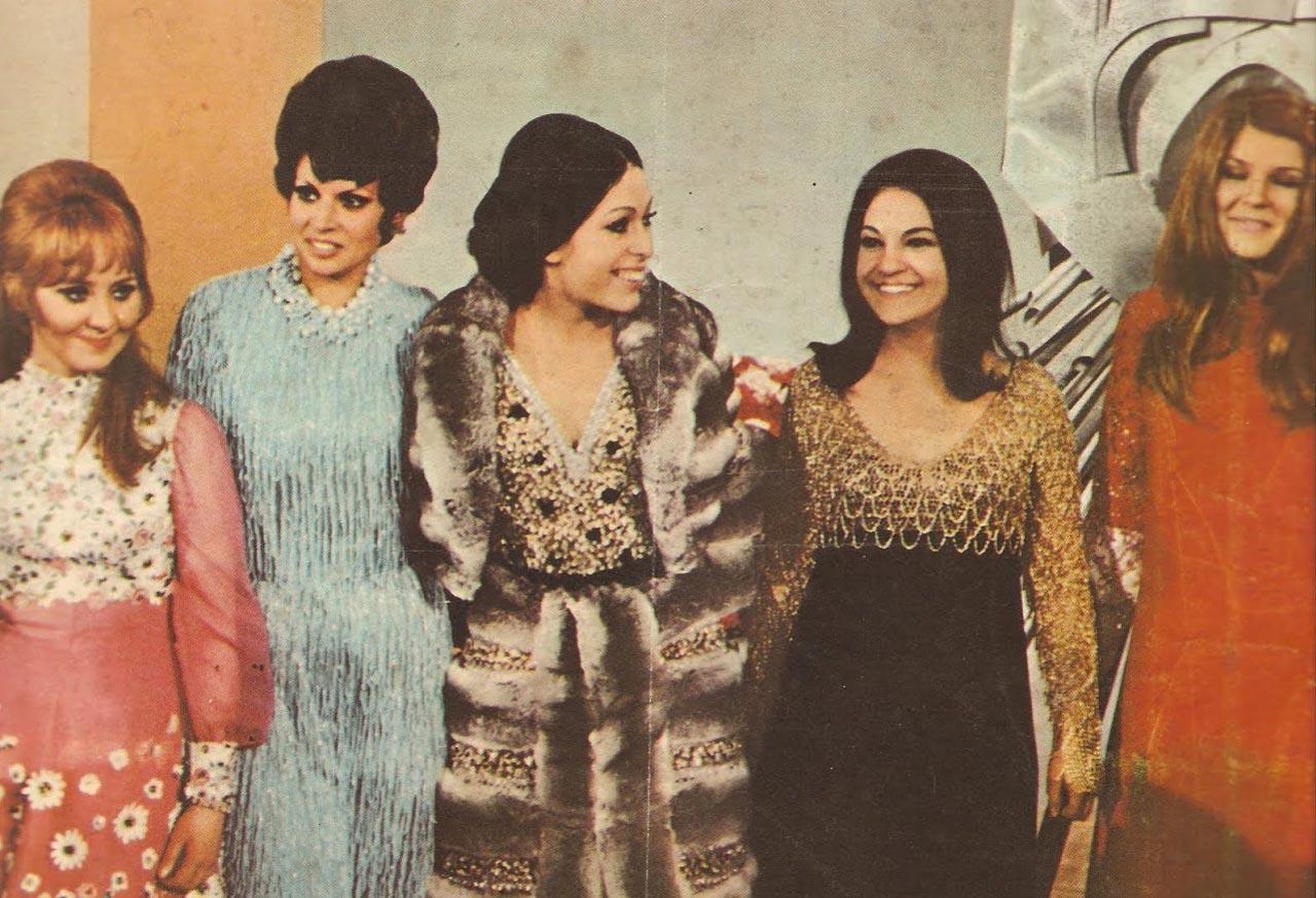Winners Eurovision 1969