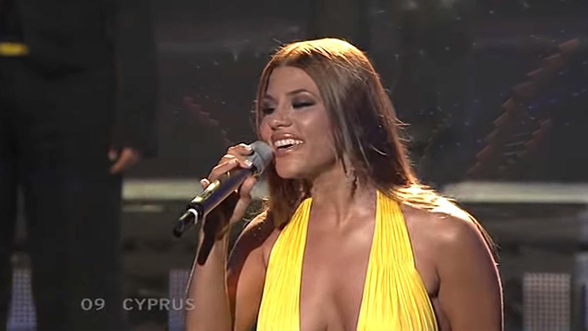 Annet Arteni Cyprus Eurovision 2006