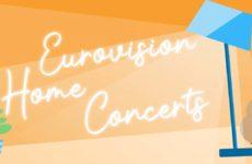 הערב ב- 18.00: Eurovision Home Concerts