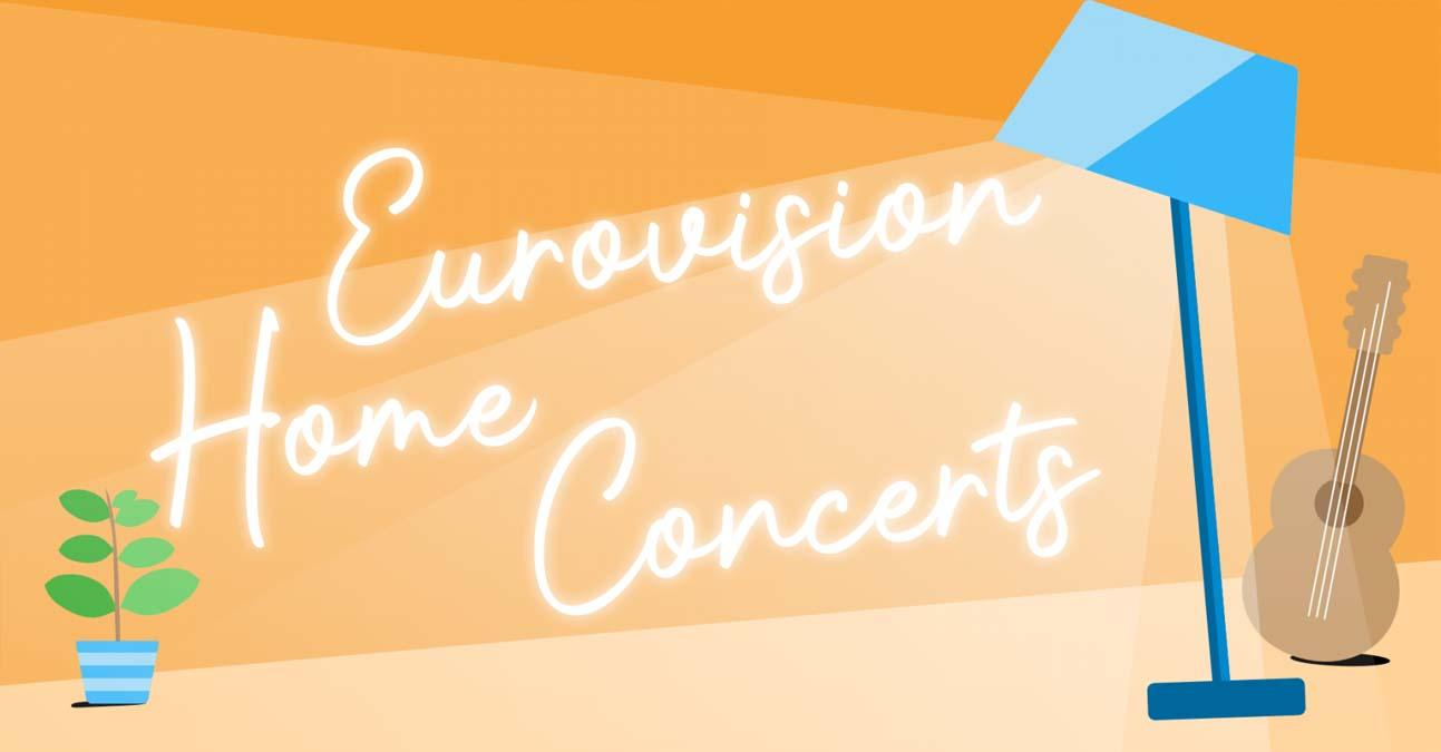 Eurovision Home Concerts Logo