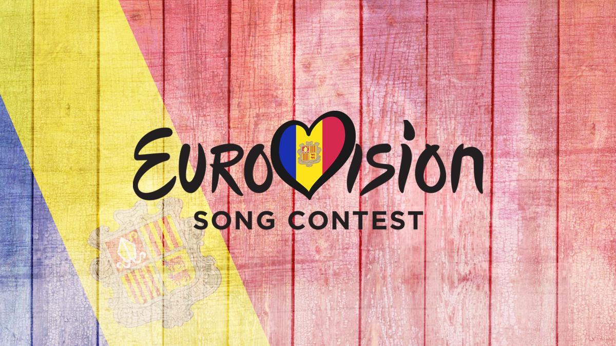 Andorra Eurovoision Logo