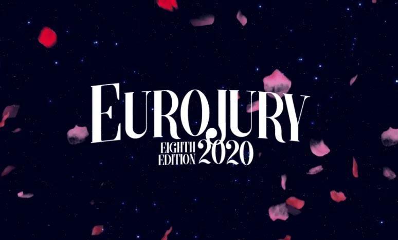 Eurojury 2020 logo eurovoix