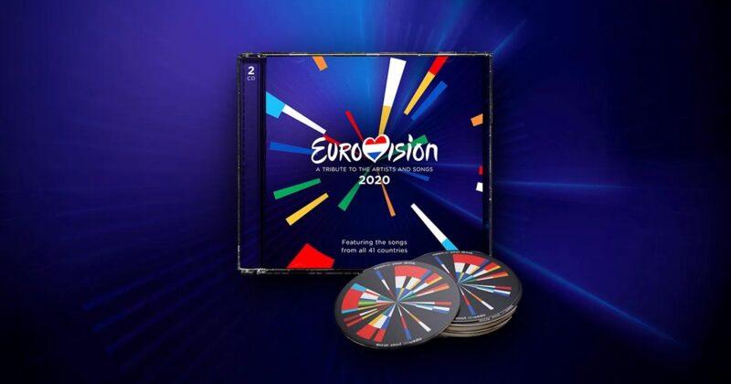 אנחנו מחלקים את האלבום הרשמי של אירוויזיון 2020!
