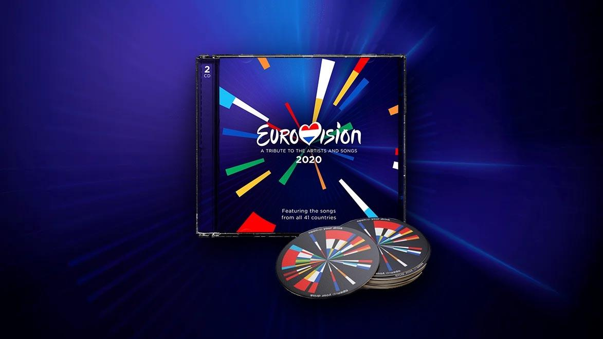 Eurovision 2020 CD 2
