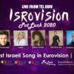 Isrovision: בחירת שיר האירוויזיון הישראלי האהוב ביותר