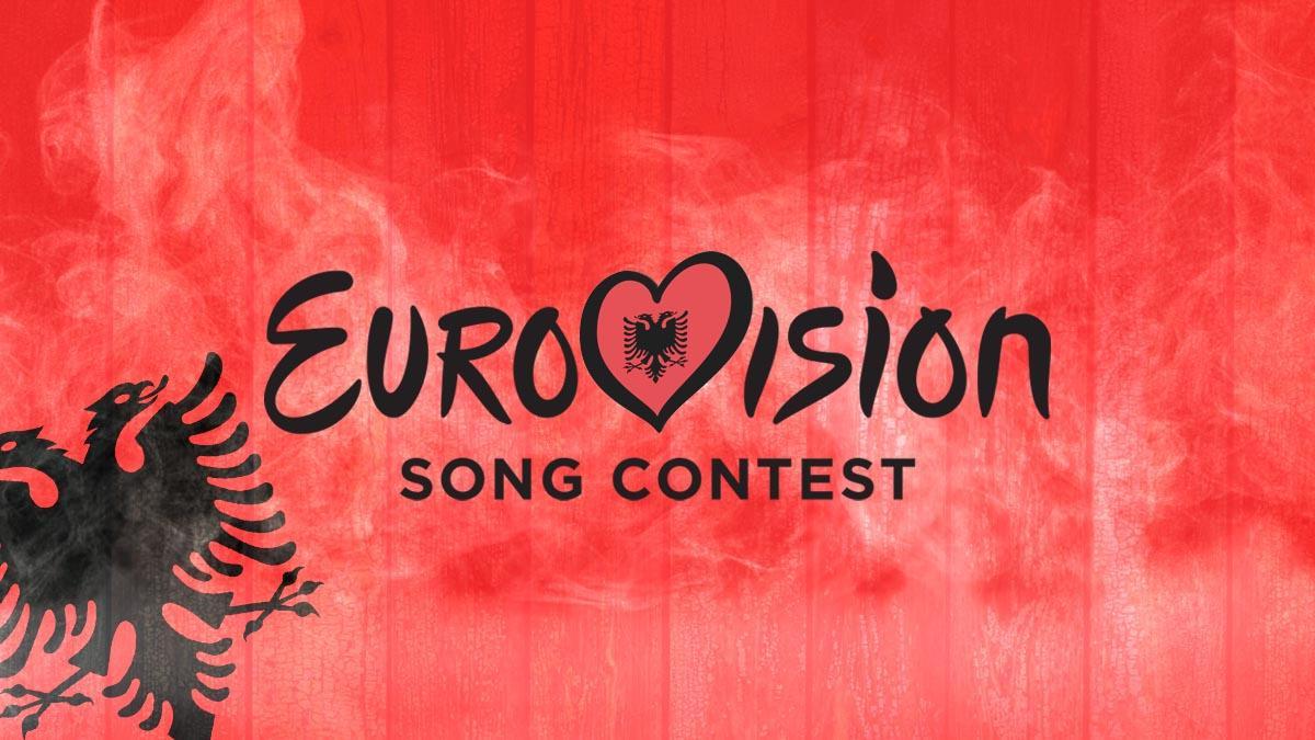 Albania Eurovoision Logo