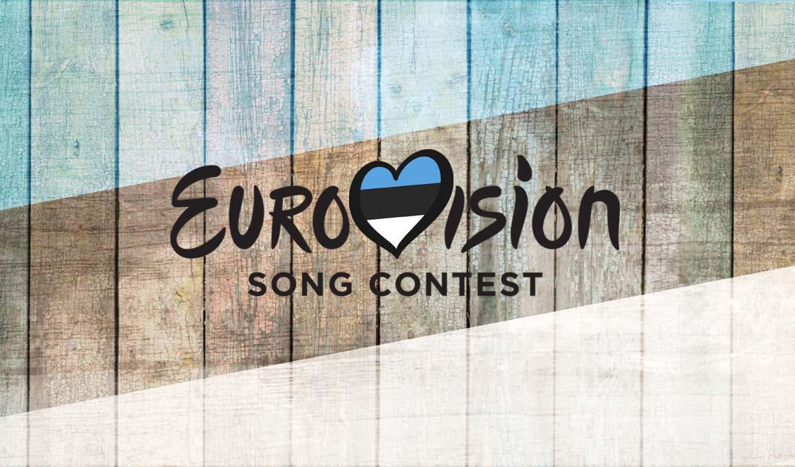 Estonia Eurovoision Logo