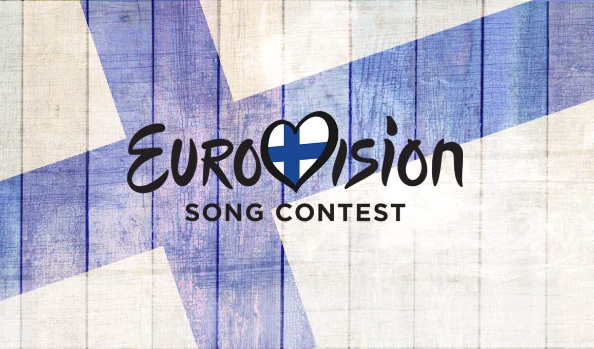 Finland Eurovoision Logo
