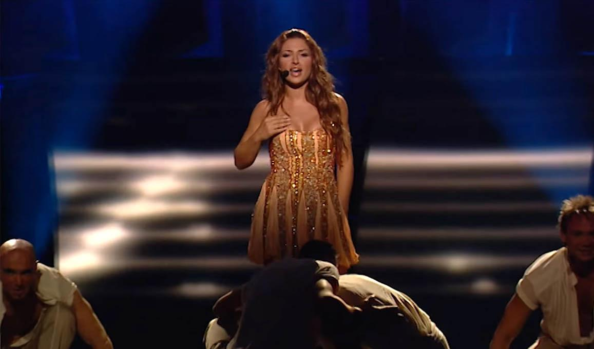 Helena Paparizou Greece 2005 Winner