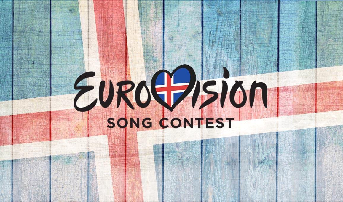 Iceland Eurovoision Logo