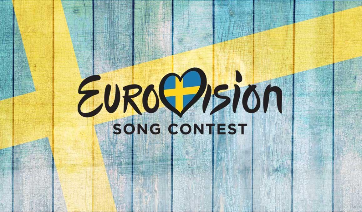 Sweden Eurovoision Logo