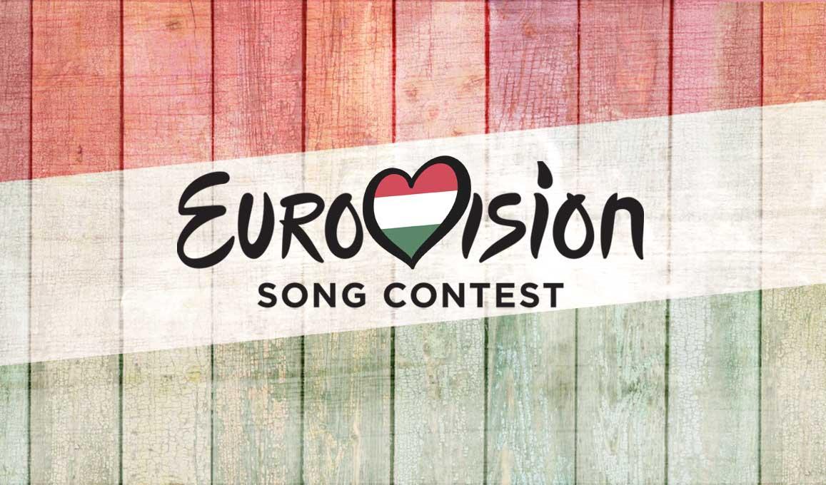 Hungary Eurovoision Logo