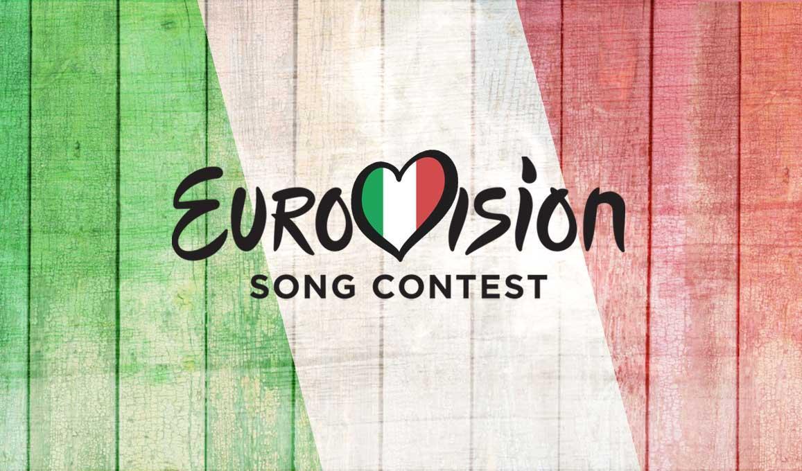 Italy Eurovoision Logo