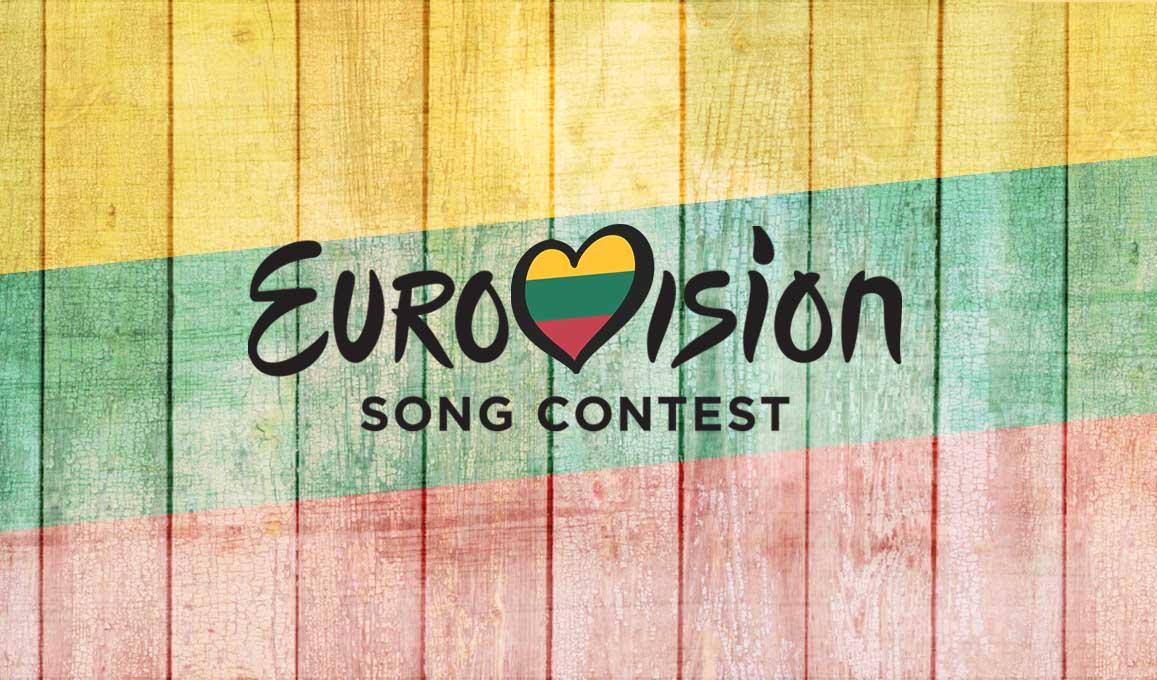 Lithuania Eurovoision Logo