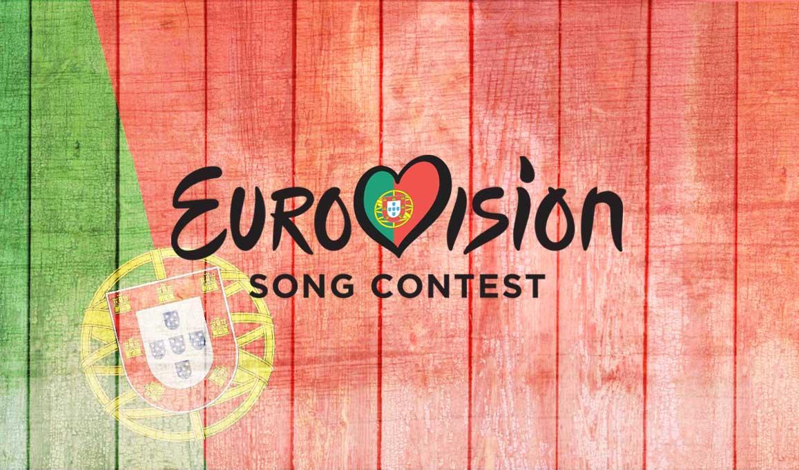 Portugal Eurovoision Logo