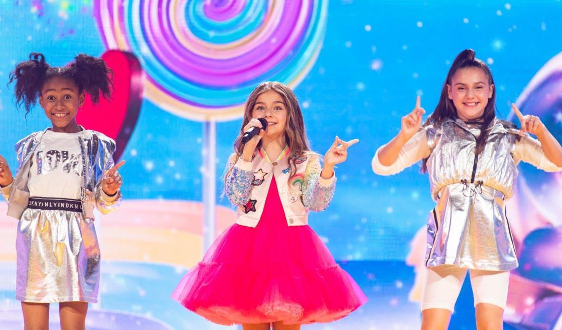 Valentina Junior Eurovision France 2020