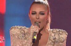 """אלבניה: אנג'לה פריסטרי תבצע באירוויזיון את """"Karma"""""""