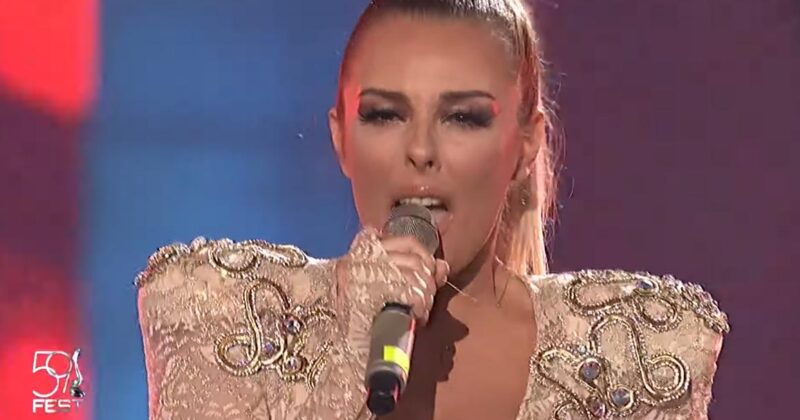 """אלבניה: האזינו לגרסה אקוסטית לשיר """"Karma"""""""