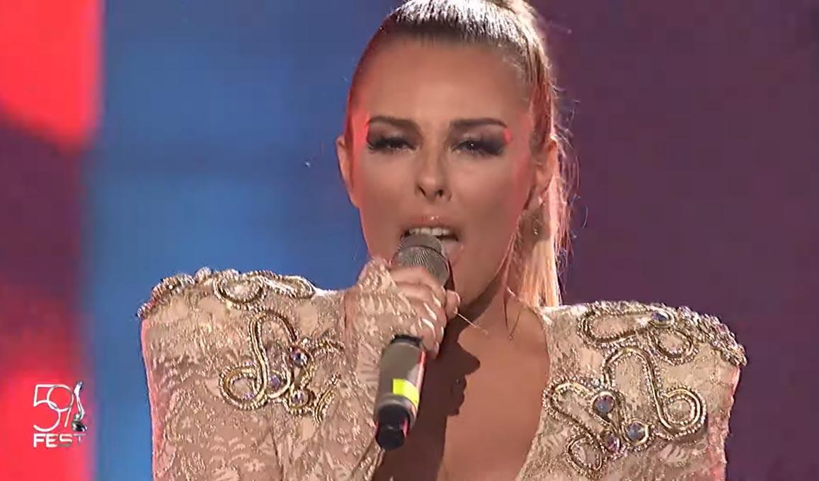 Anxhela Peristeri FiK 59 Albania 2021