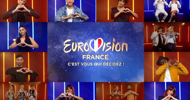 סקר: מי ייצג את צרפת באירוויזיון 2021?