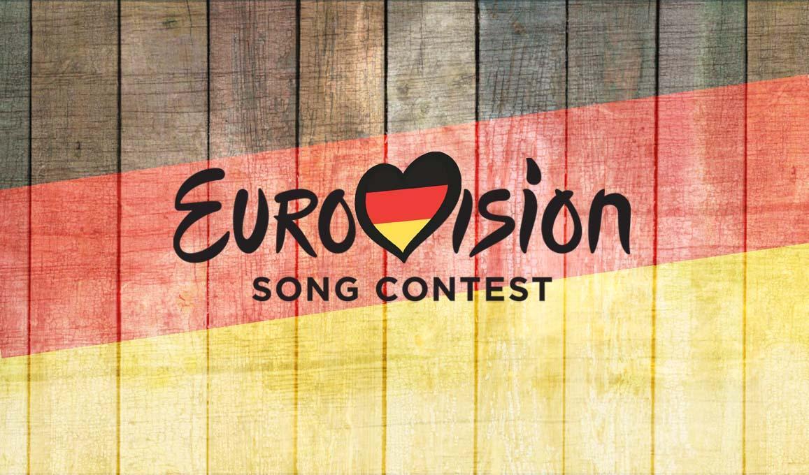 Germany Eurovoision Logo