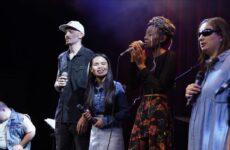 עדן אלנה, רביב כנר ולהקת שלוה במופע משותף