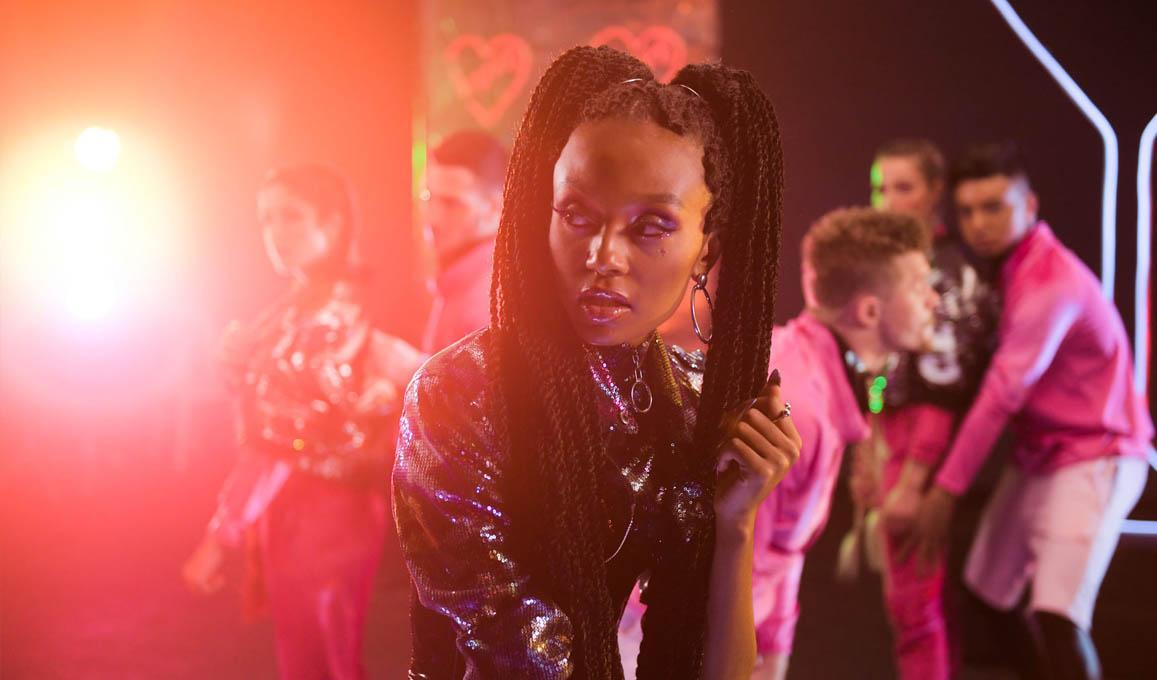 Eden Alene La La Love Music Video Israel 2021