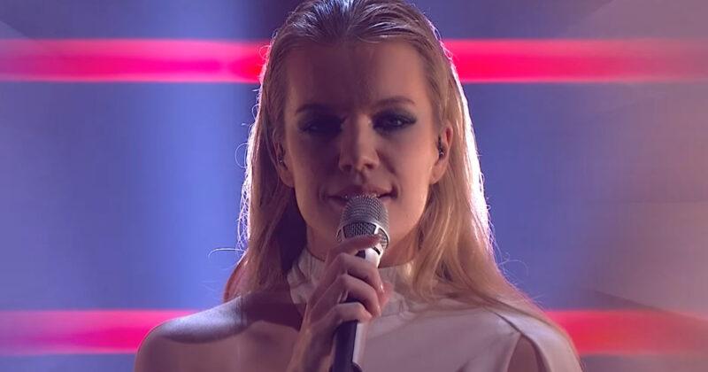 """סלובניה: אנה סוקליץ' תבצע באירוויזיון את """"Amen"""""""
