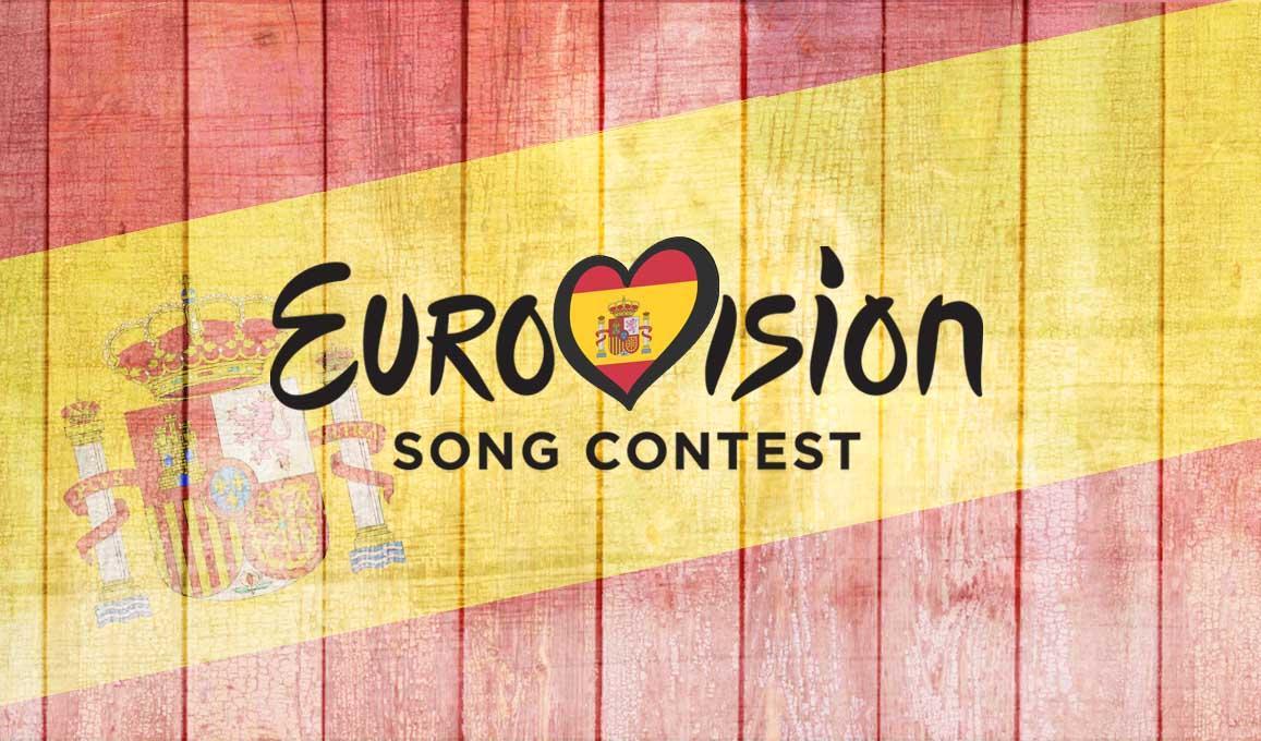 Spain Eurovoision Logo