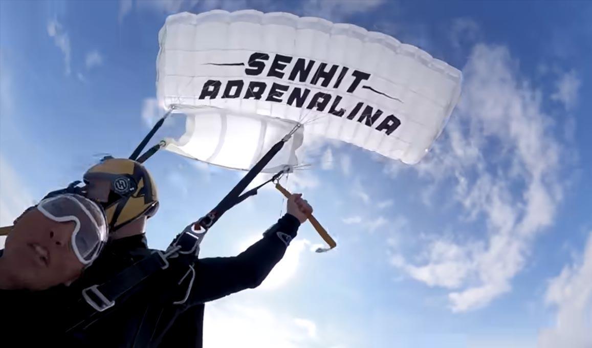 Senhit Adrenalina San Marino 2021