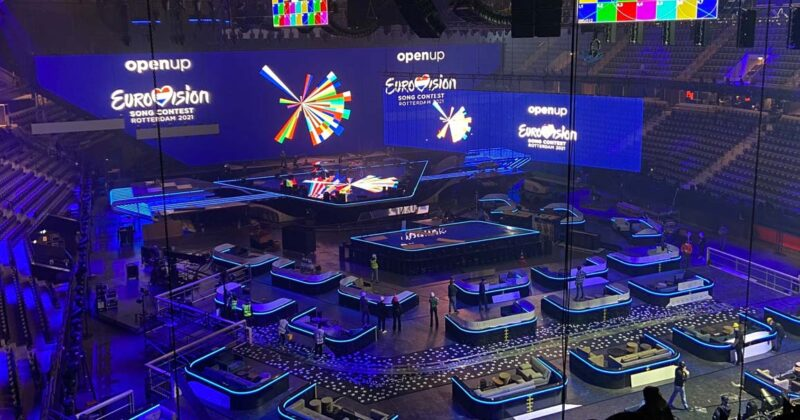 אירוויזיון 2021: מדינות הגמר הגרילו את מיקום שירם בסדר ההופעה