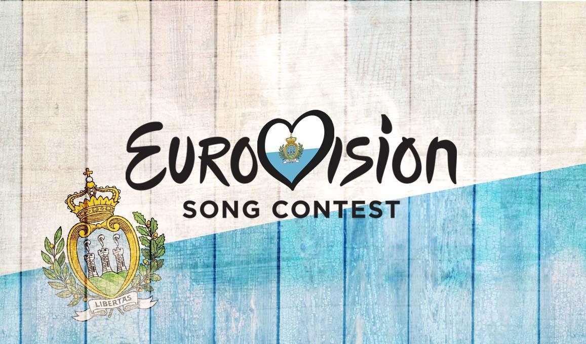 San Marino Eurovoision Logo