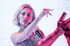קפריסין בחזרה ראשונה: אלנה צגרינו על הבמה