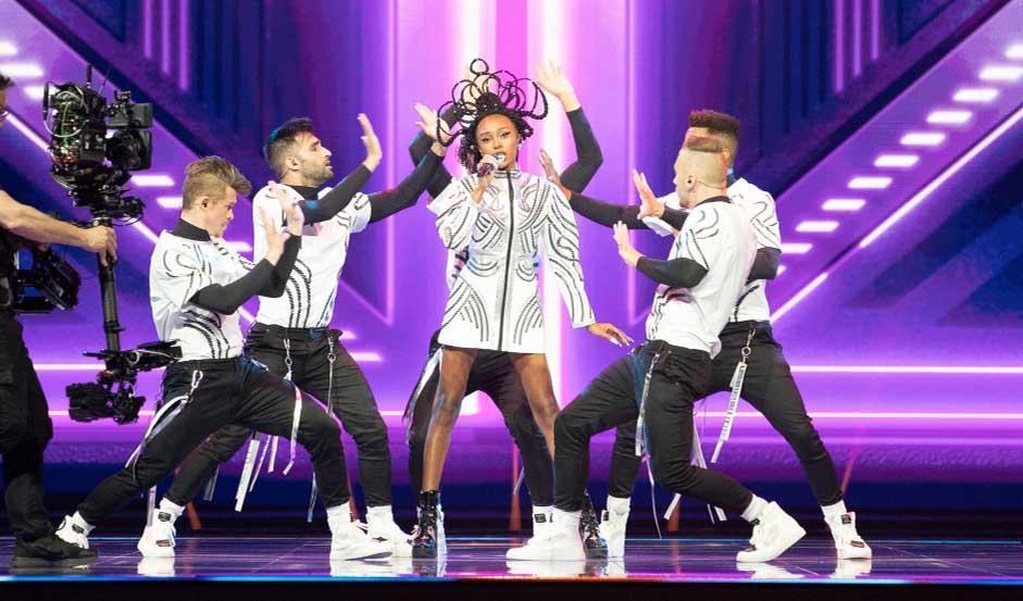 Eden Alene Israel Eurovision 2021 2nd Rehearsal 3