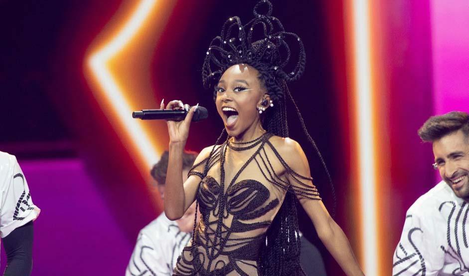 Eden Alene Israel Eurovision 2021 2nd Rehearsal 5