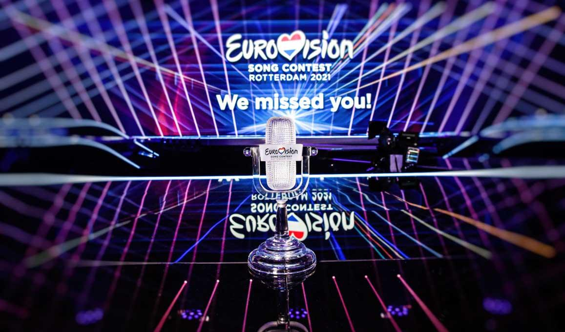 Eurovision 2021 Trophy 1