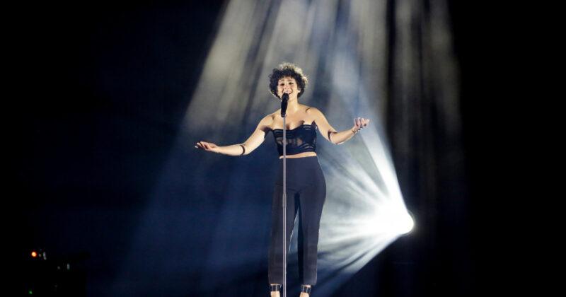 צרפת בחזרה שנייה: ברברה פראבי על הבמה