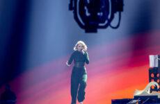 אירלנד בחזרה ראשונה: לסלי רוי על הבמה