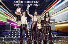 שירי אירוויזיון 2021 כובשים את מצעדי הלהיטים בעולם