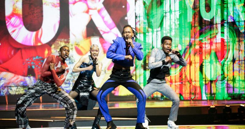 הולנד בחזרה שנייה: ז'אנגו מקרוי על הבמה