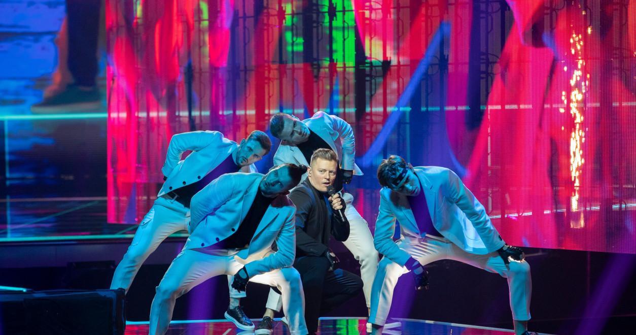 Poland Eurovision 2021 Rafal