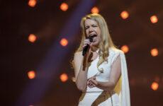 סלובניה בחזרה ראשונה: אנה סוקליץ' על הבמה