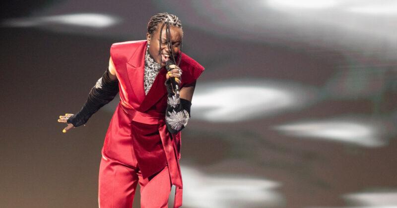 שוודיה בחזרה שנייה: טוסה על הבמה
