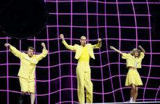 ליטא בחזרה ראשונה: The Roop על הבמה
