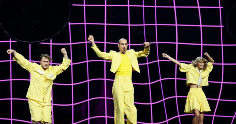 ליטא בחזרה שנייה: The Roop על הבמה