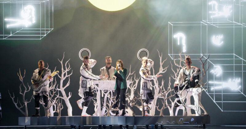 אוקראינה בחזרה שנייה: GO_A על הבמה